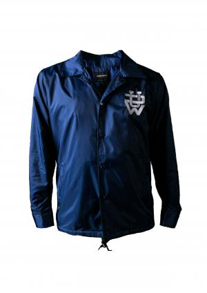 UnderWorld Trainerjacke Blau