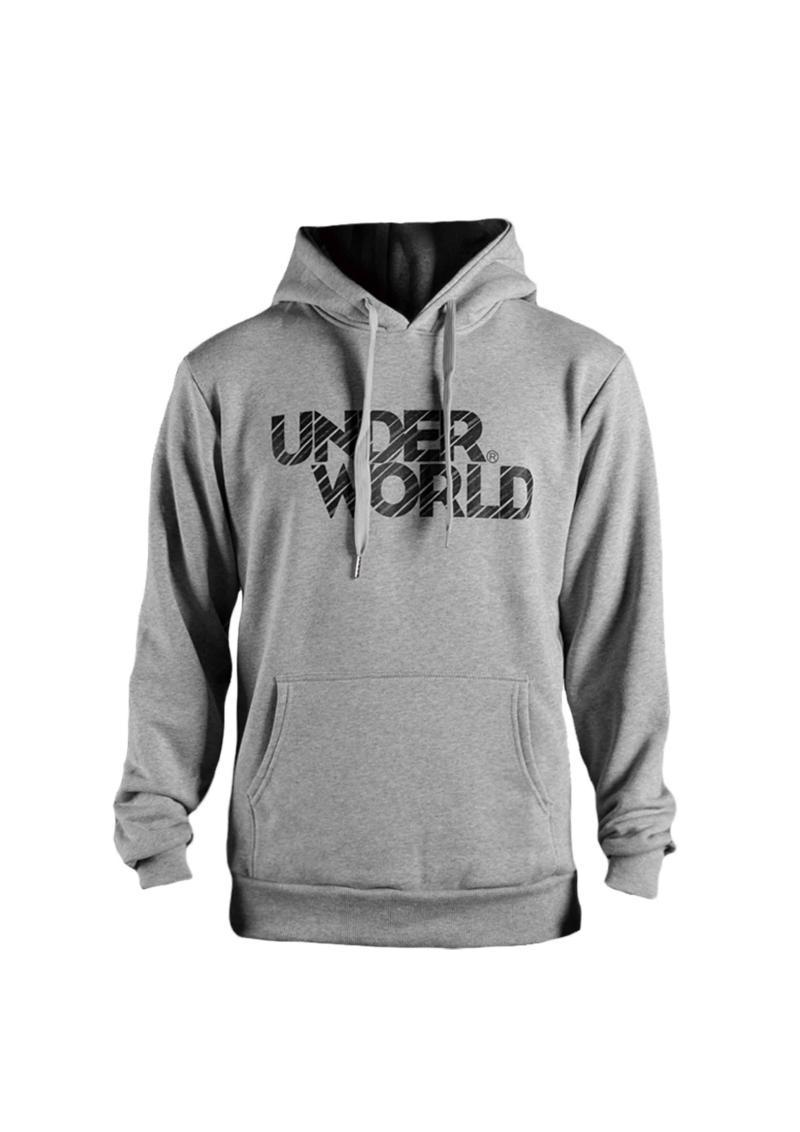 UNDERWORLD Hoodie Grey