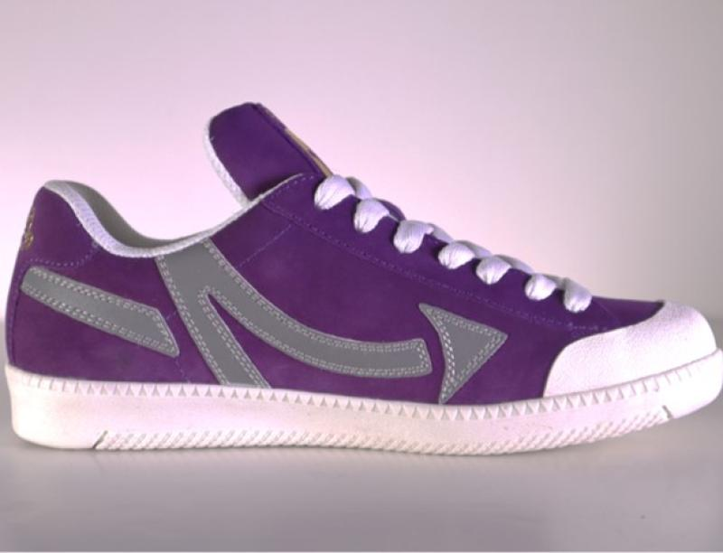 "Sneaker ""2STEPZ"" Lila 3M *LIMITED EDITION*"