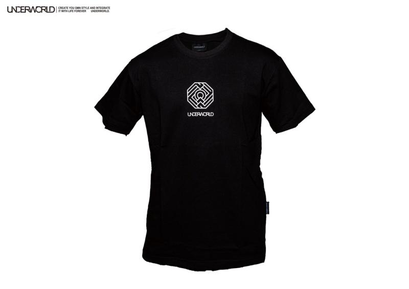 "UNDERWORLD T-Shirt ""Graphic"" Schwarz"
