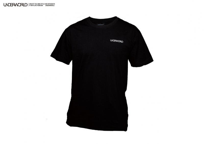 "UNDERWORLD T-Shirt ""Octagon"" Schwarz"