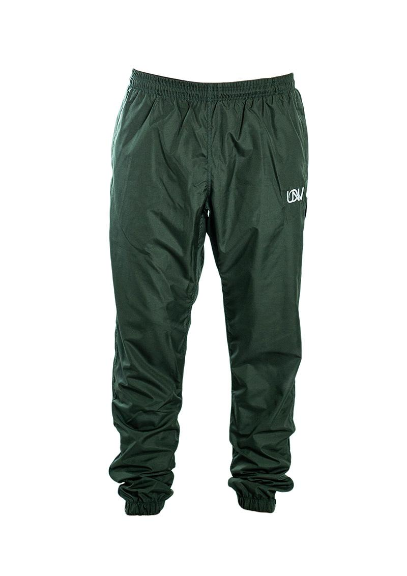 "Men's Windbreaker Training Pants Model F3 ""Army"" Olive Green"