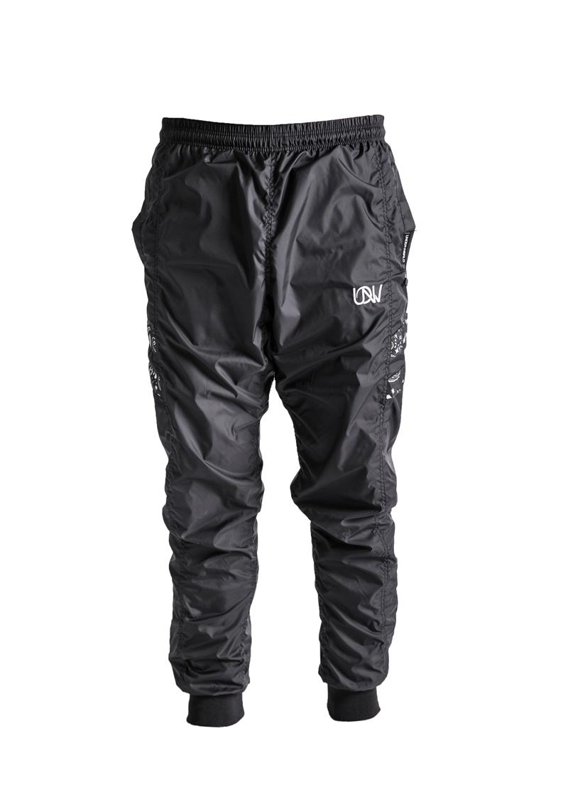 "Men's Windbreaker Training Pants Model F3 ""Ameba"""