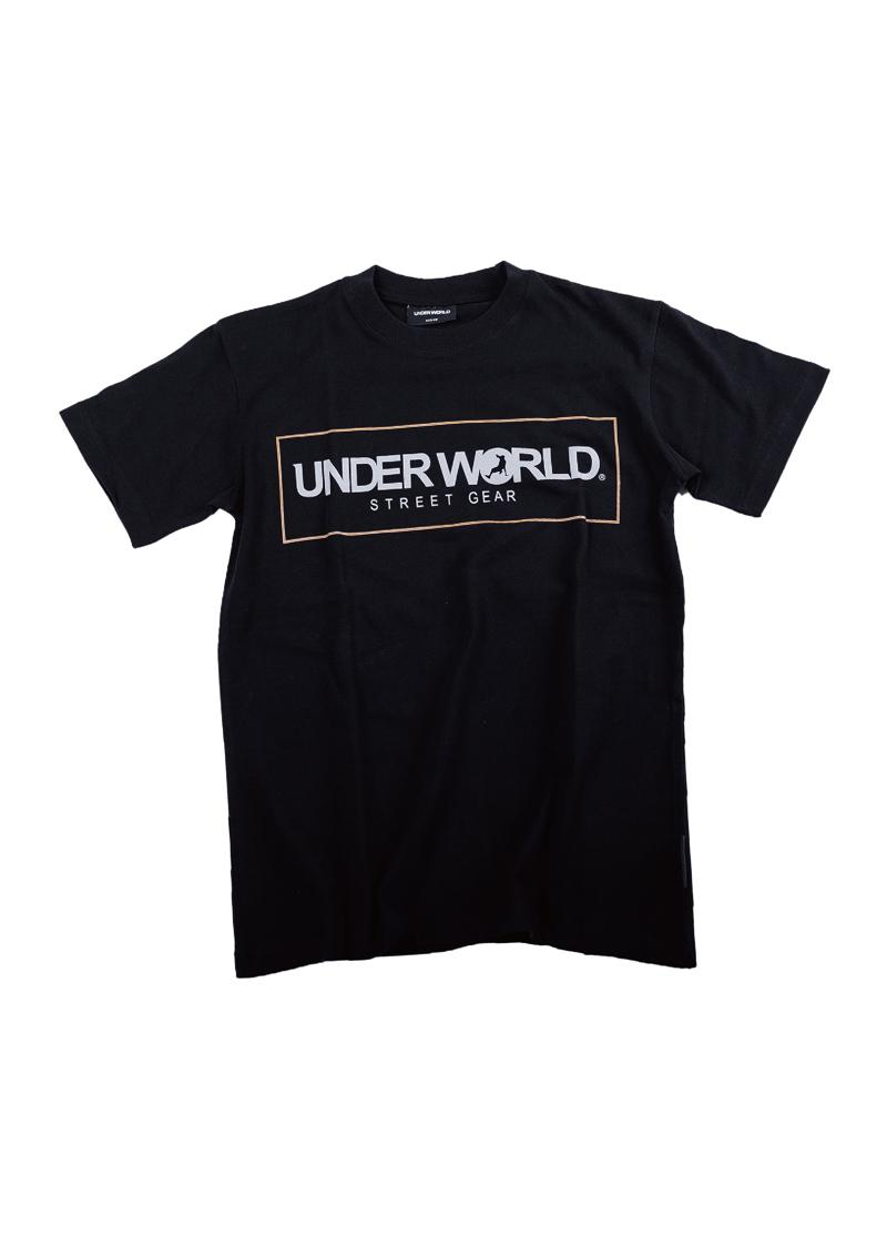 UNDERWORLD Logo T-Shirt Damen