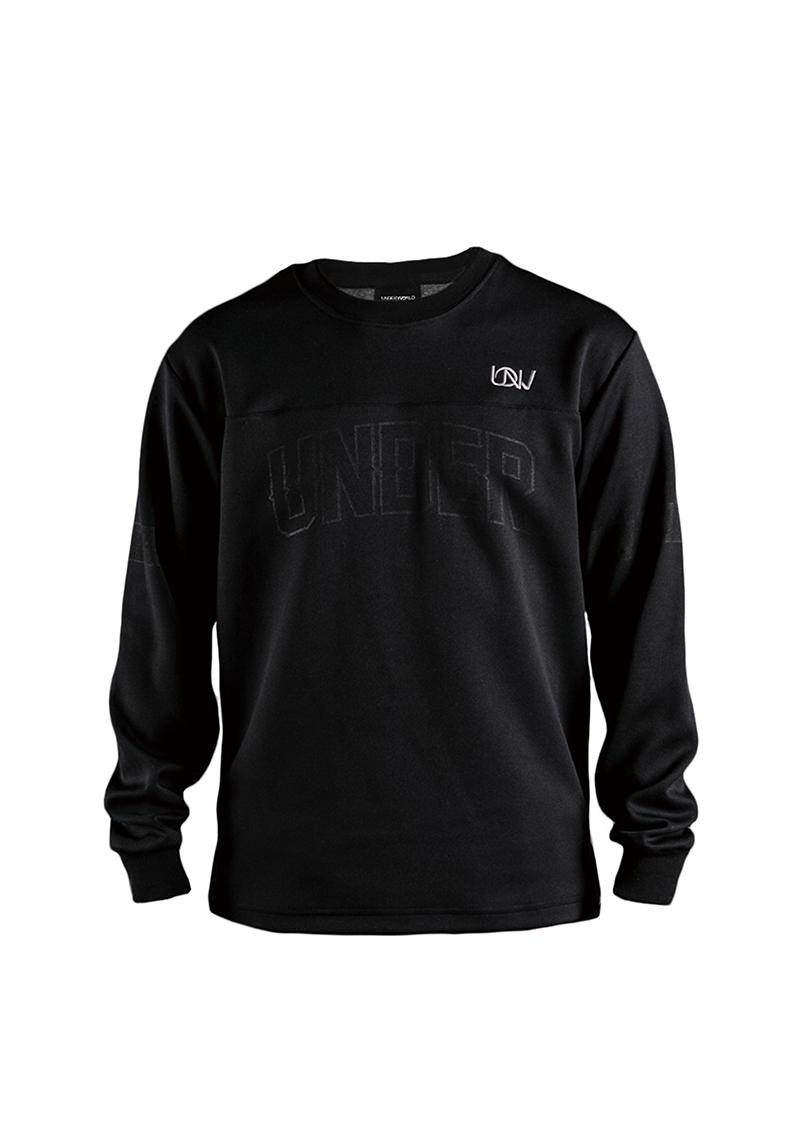Hockey Jersey Schwarz Sweater