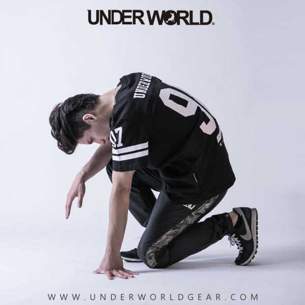 UNDERWORLD Football Jersey