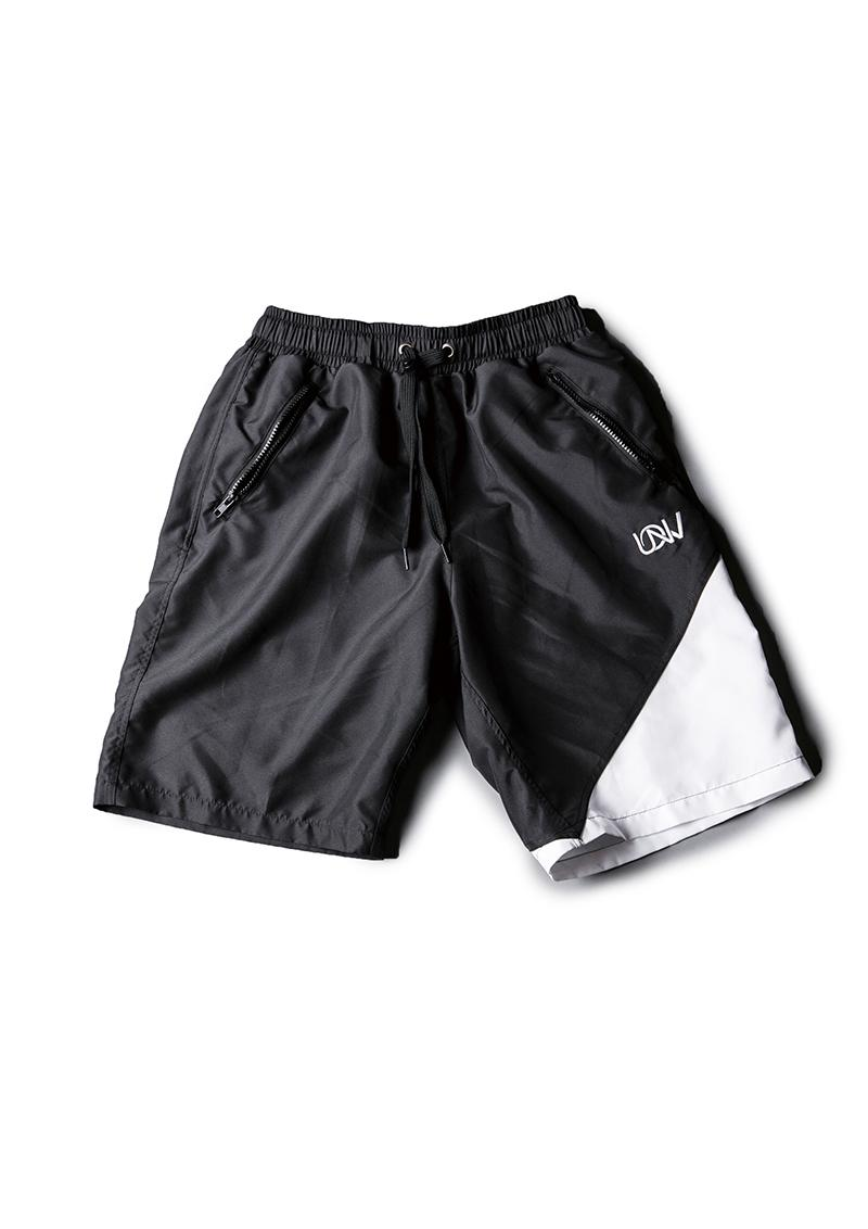 ES-2 Shorts Black/White