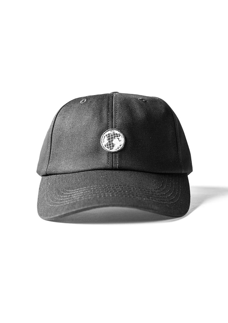 "UNDERWORLD Baseball Cap Modell ""World"" Schwarz Breakdance Mütze"