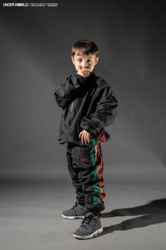 Kinder BReakdance Outfit