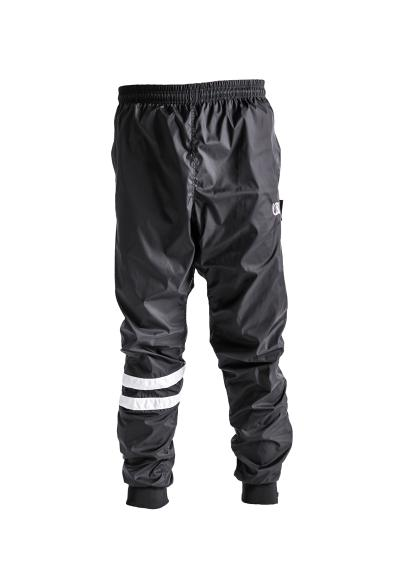 "Men's Windbreaker Training Pants Model F3 ""Single White"""